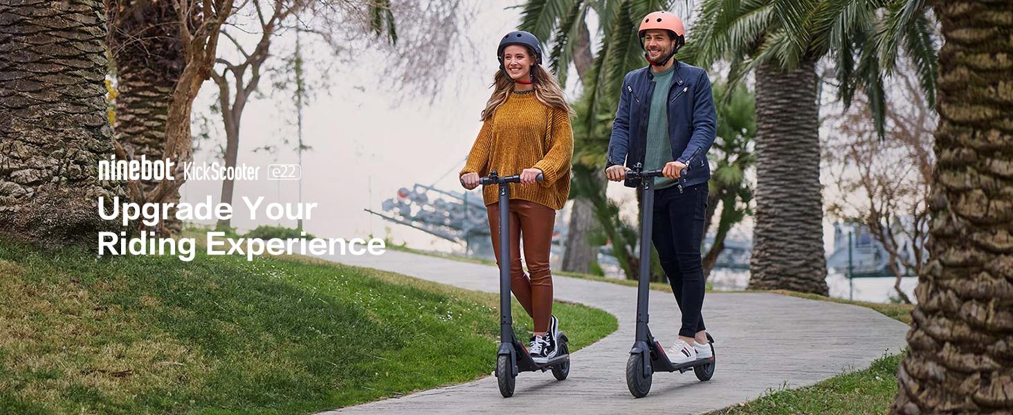 Segway Ninebot KickScooter E22