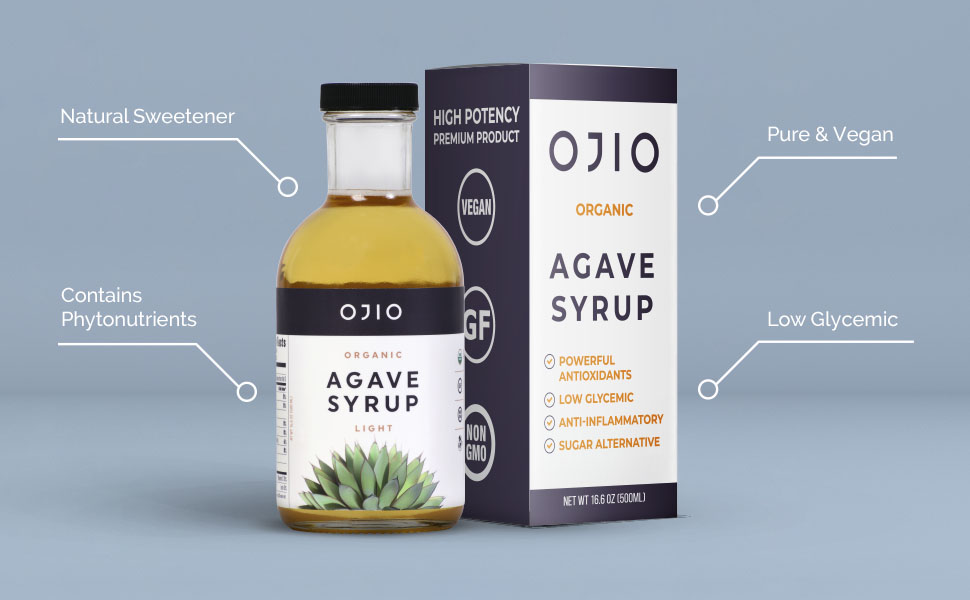 organic agave syrup