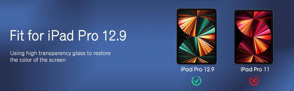 ipad pro 12.9 inch screen protector