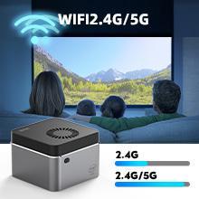 Dual Band 2.4G& 5G WIFI