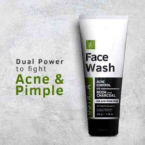 It has dual power to fight Ance & Pimple.