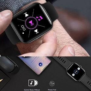 Music control and find your phone.