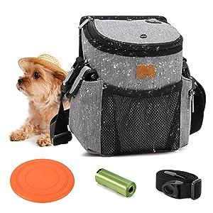 Es ist ideal für alle Outdoor-Aktivitäten mit Ihrem geliebten Hund!