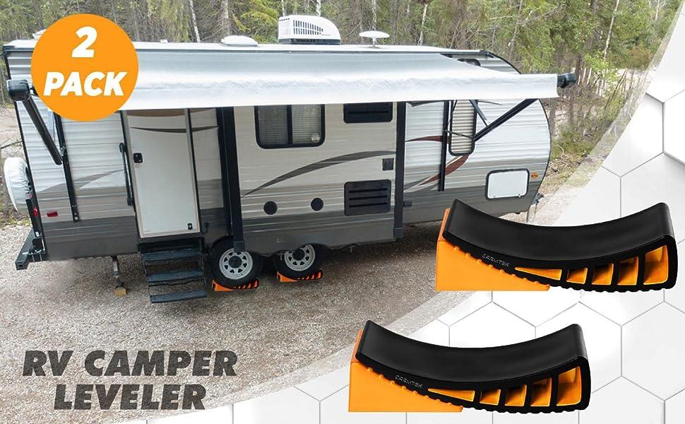 RV Camper Leveler