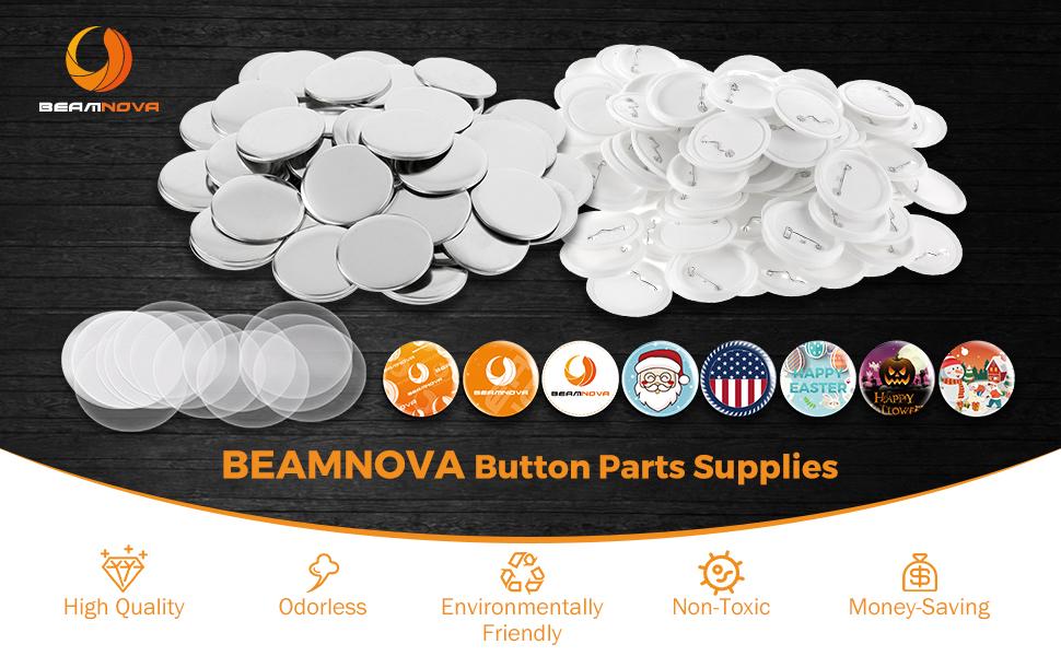button maker supplies