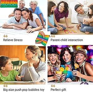 100 Pops  Fidget Toys
