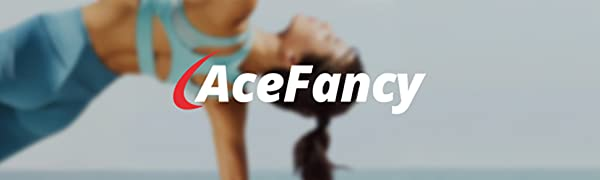 Acefancy , a fitness apparel brand