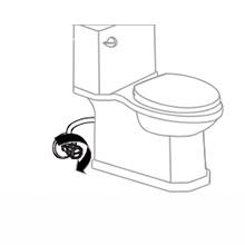 toilet flapper