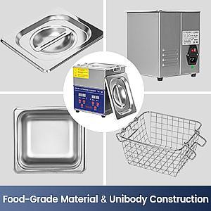 Food-Grade Material & Unibody Construction