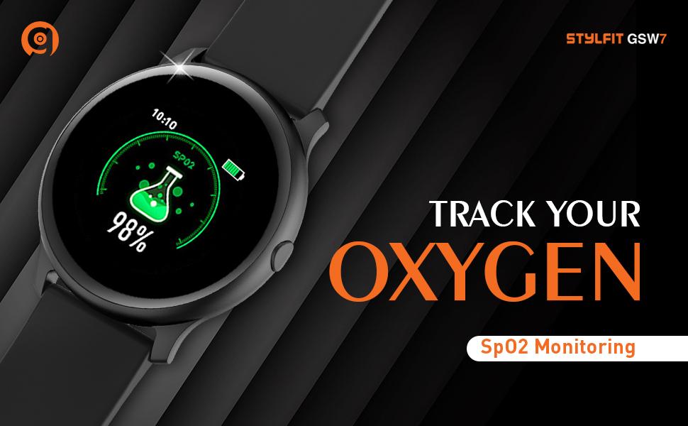 Track Oxygen Level
