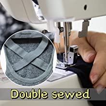 double sewed