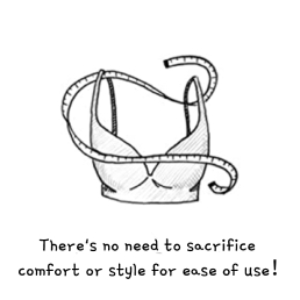 Thereamp;#39;s no need to sacrifice comfort or style for ease of use