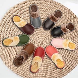 variety color slipper