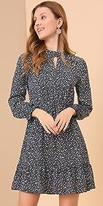 B098X1RY4H Ditsy Floral Dress