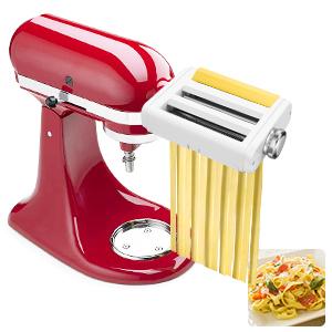 pasta maker kitchenaid