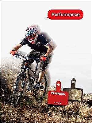 Performance bike brake pads