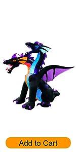 dragon inflatable decoration