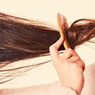How to detangle hair