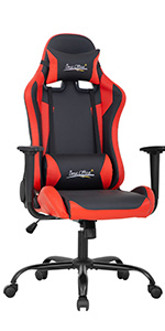 OC-GC7453-Red Gaming chair