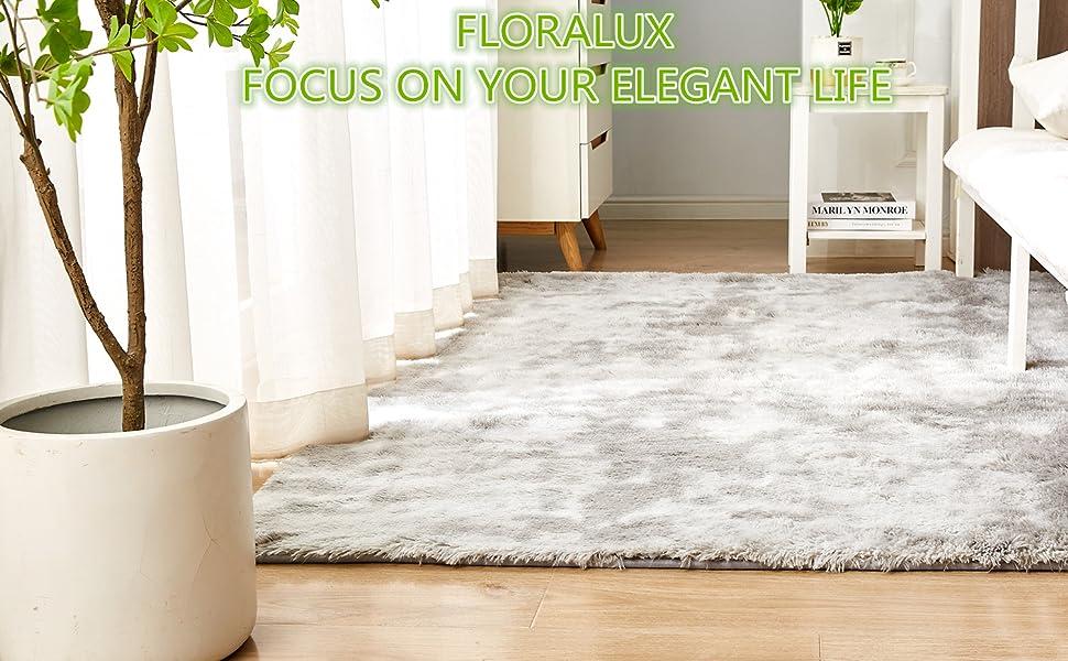 Ultra soft indoor area rug