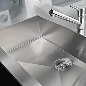 Vuzati Sink With faucet