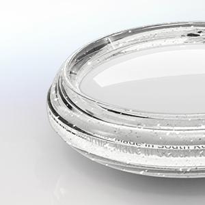 Shine Clear Glitter for AirTag