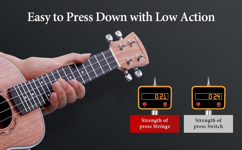 carbon strings ukulele