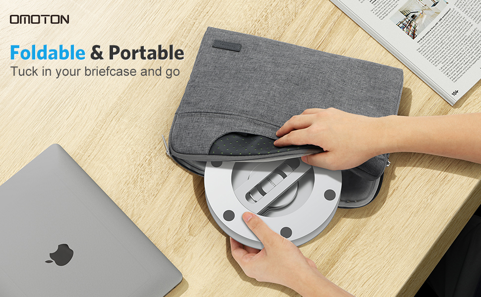 PROTABLE LAPTOP STAND