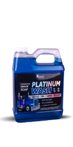 Platinum Wash - 64oz Bottle
