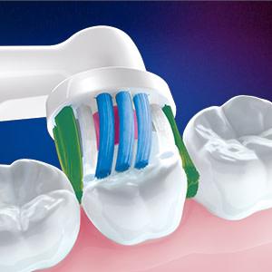 Wittere tanden vanaf dag één*
