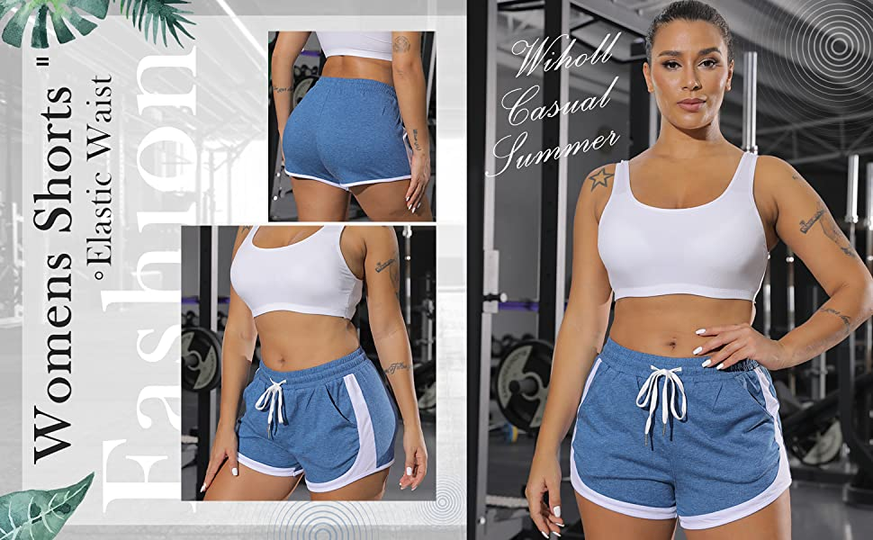 Womens Shorts for Summer