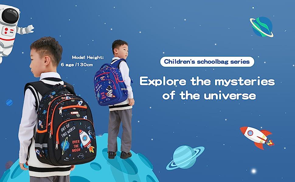 boys backpacks for school