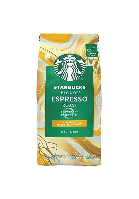 Blonde Espresso Bean