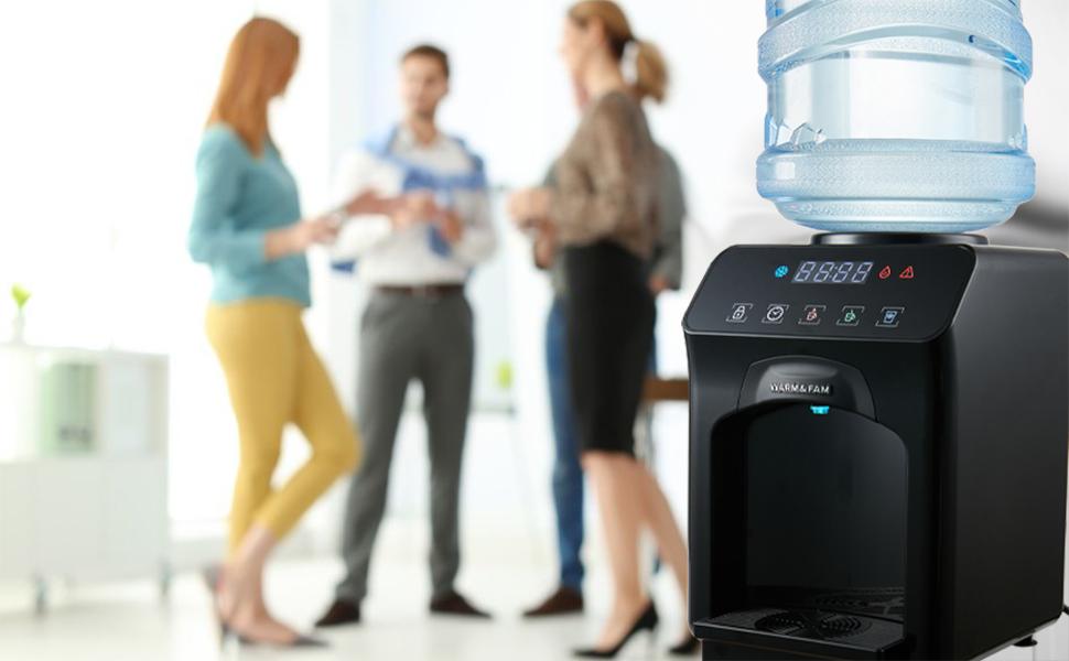 water dispenser for office