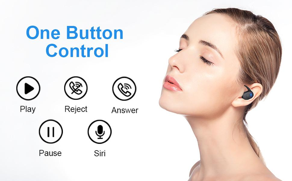one button control