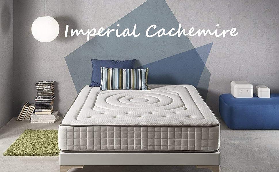 Imperial Cachemire matelas
