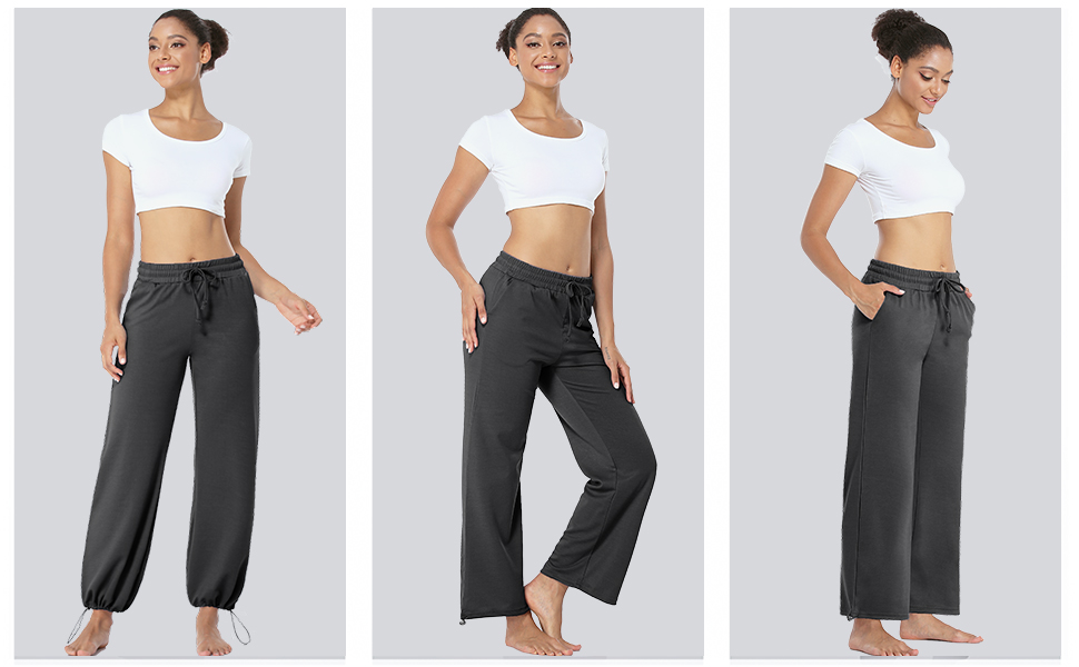 casual sweatpants for women