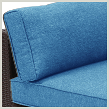 soft and thick cushion washable cover