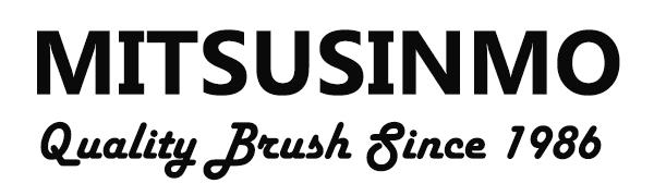 Quality Brush Since 1986 from MITSUSINMO