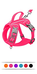 cat harness and leash set for walking escape proof for small large cat kitten harness cat collars