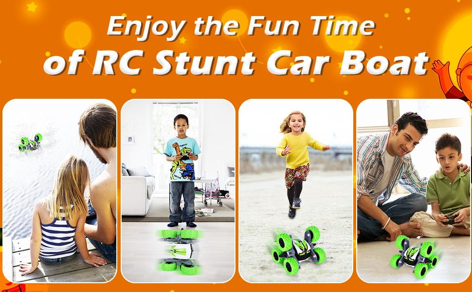 fun time of rc car