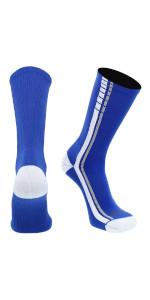 TCK Turbo Basketball Socks Football Socks Lacrosse Socks Athletic Crew Socks