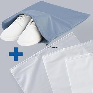 Extra Drawstring pocket and Storage bag