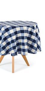 Buffalo Plaid Tablecloth - Buffalo Checked Tablecloth - Checkered Table Cloth