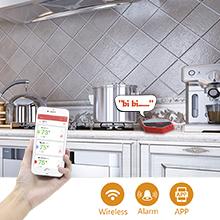 High and low Alarm & App Temperature display