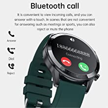 Bluetooth Call Watches