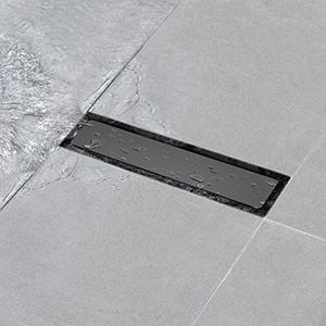 shower drain tile insert grate