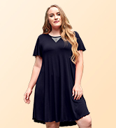 plus size nightgowns for women