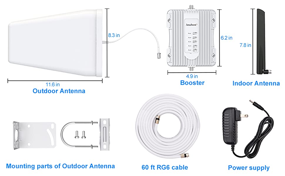 Signal Booster Accessories