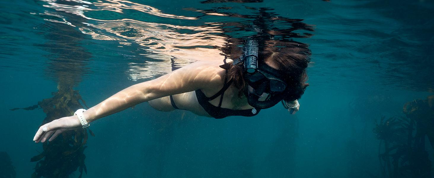 Underwater camera with a mission.